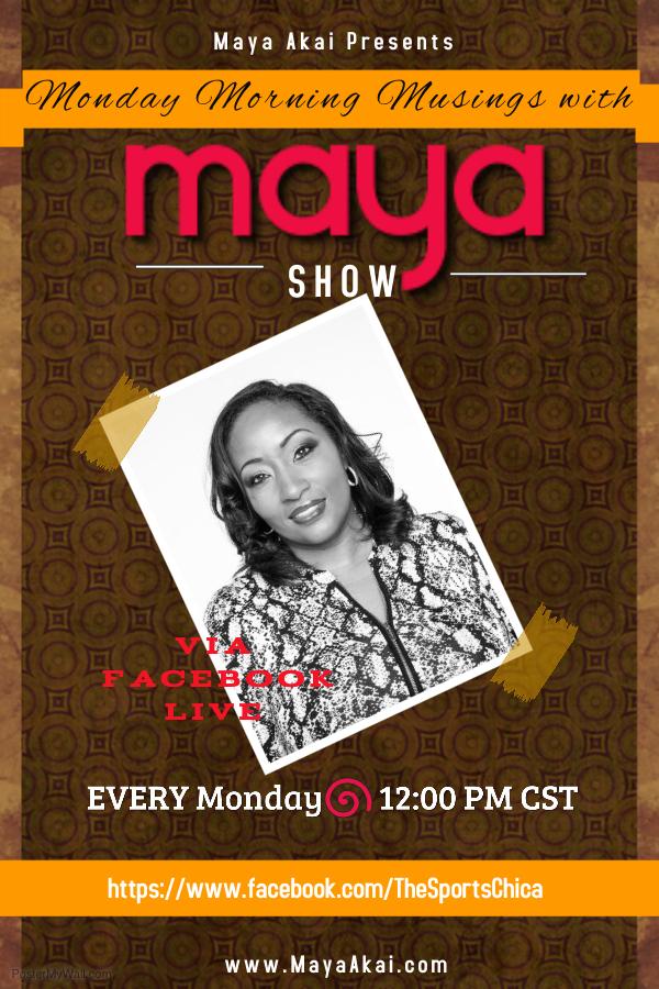MMMM Show Poster